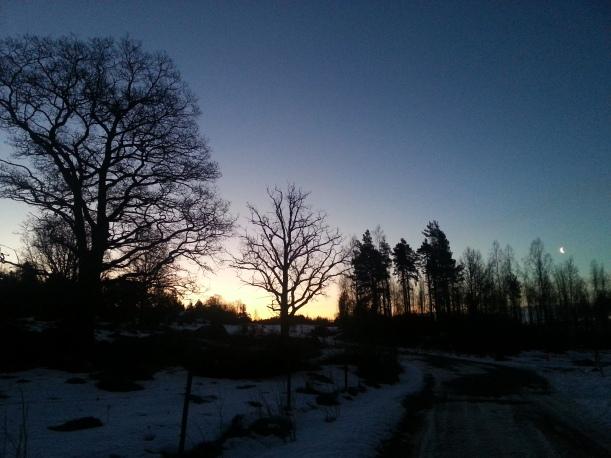 Soluppgång igen