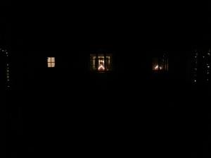 Svårt att fota när det är mörkt