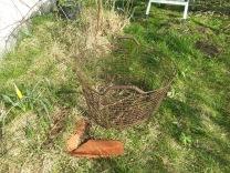 Trädgårdsfynd