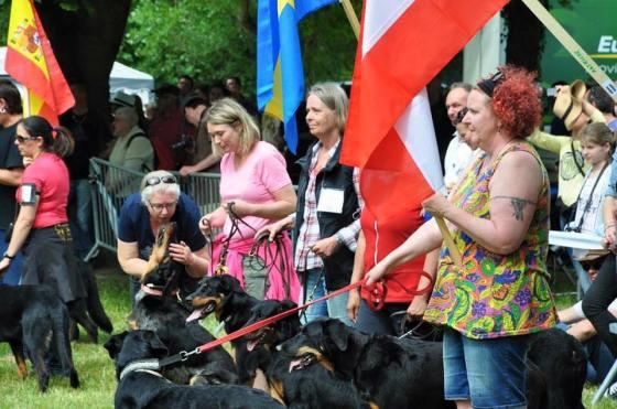 Nationsparaden - foto Eliane Dubos Gourdet